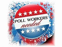 pollworkers needed