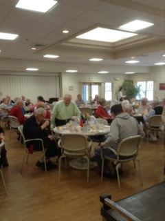 Senior Center Dining